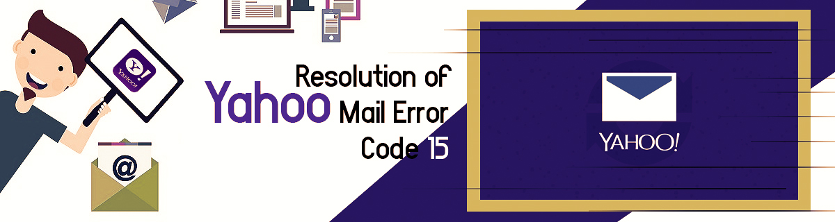 Resolution of Yahoo Mail Error Code 15
